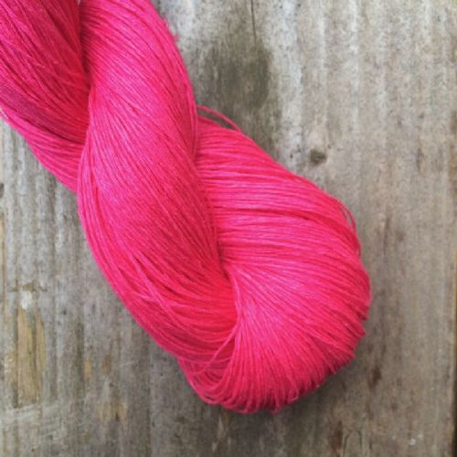 Lithuanian Linen - 1.6 Hot Pink
